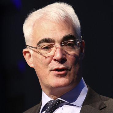 Lord Alastair Darling - Former MP and Former Chancellor of the Exchequer
