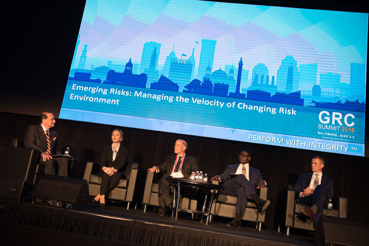 Emerging Risks: Managing the Velocity of Changing Risk Environment Panel Discussion