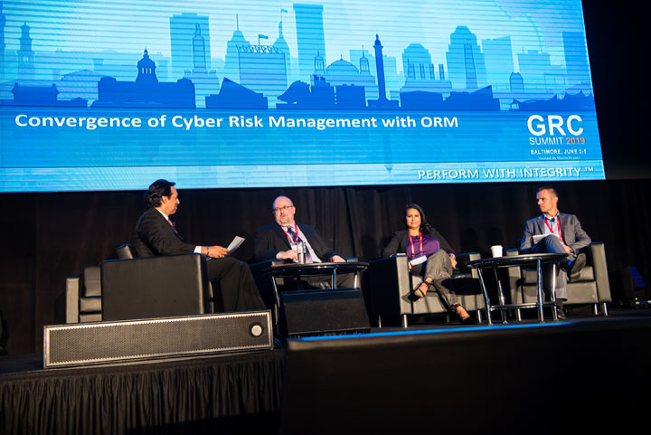 Convergence of Cyber Risk Management with ORM Panel Discussion