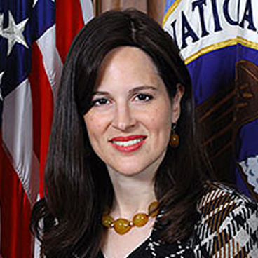 Anne NeubergerChief Risk Officer, National Security Agency (NSA)