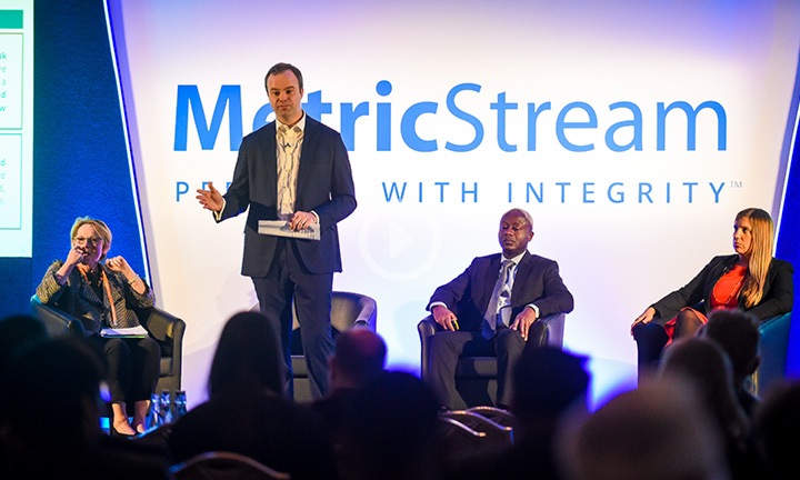 Integrated GRC at M&G Plc Case Study by Simon Wallis, Head of Operational Risk, Jenny Roberts, Change Manager, and Ken Simons, Transformational Consultant, M&G Plc