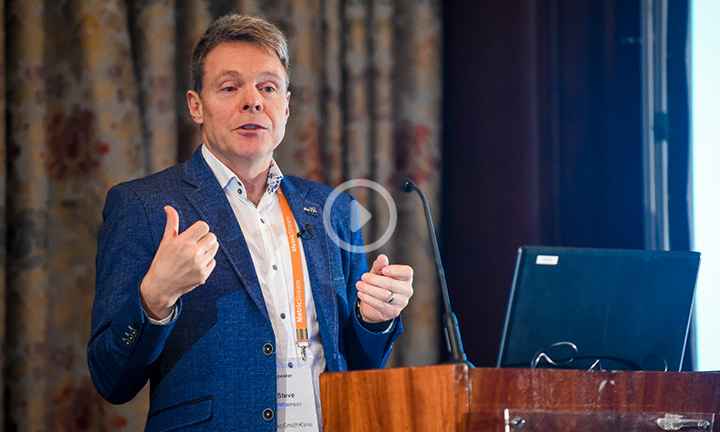 Cybersecurity in the Cloud Era: The Old vs the New World Expert Talk by Steve Williamson, Audit Account Director- Information Security & Data Privacy, GlaxoSmithKline