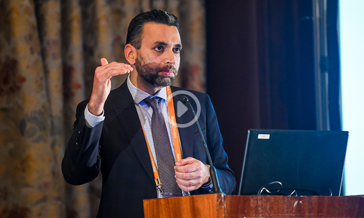 Handling Cybersecurity Risks Across the Three Lines of Defense Expert Talk by Omer Maroof, Head of IT Risk, Euroclear UK & Ireland
