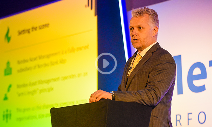 Strengthening the Cooperation Between the Business and Control Functions to Achieve Business Goals Expert Talk by Søren Agergaard Andersen, Chief Risk Officer, Nordea Asset Management