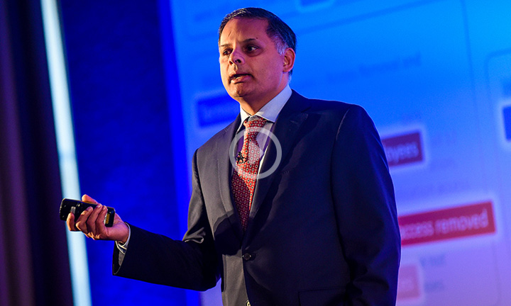 Technology Keynote By Vidyadhar Phalke, Chief Innovation and Cloud Officer, MetricStream and Andreas Diggelmann, 'Office of the CEO', Interim CEO & CTO, MetricStream