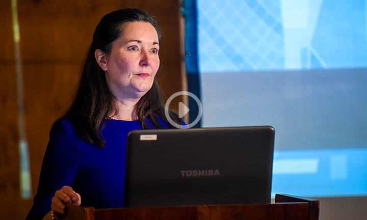 The UK SM&CR: The Way Forward  Expert Talk by Katharine Leaman, Director, Crellin Limited