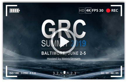 Watch GRC Summit 2019 - Event Teaser