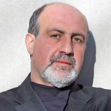Nassim Nicholas Taleb | Best-Selling Author of The Black Swan: The Impact of the Highly Improbable