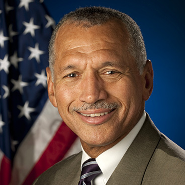 Maj. Gen. Charles Frank Bolden, 12th Administrator of NASA, and former NASA astronaut